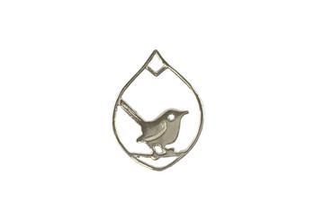 Wren Drop - Sterling Silver