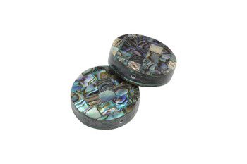 New Zealand Abalone 25mm Coin