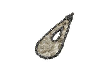 Snake Skin Pendant