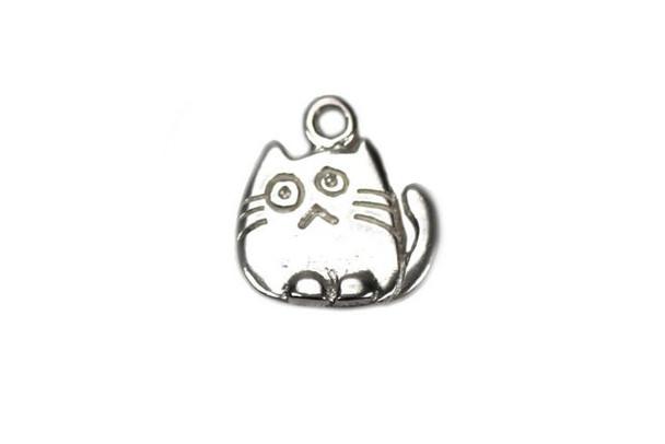 Fat Cat - Sterling Silver