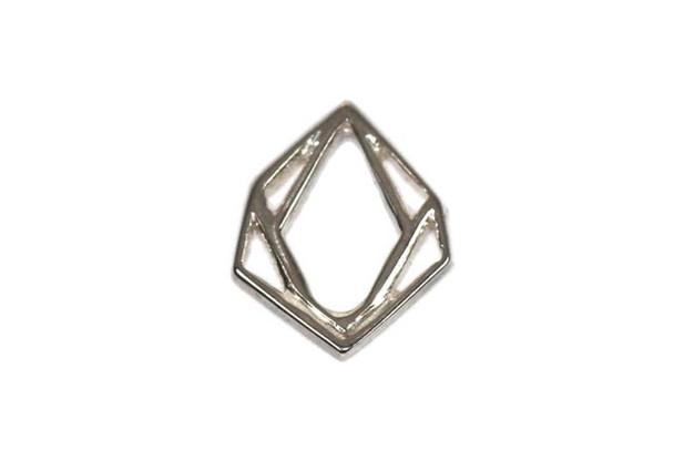Small Corundum - Sterling Silver