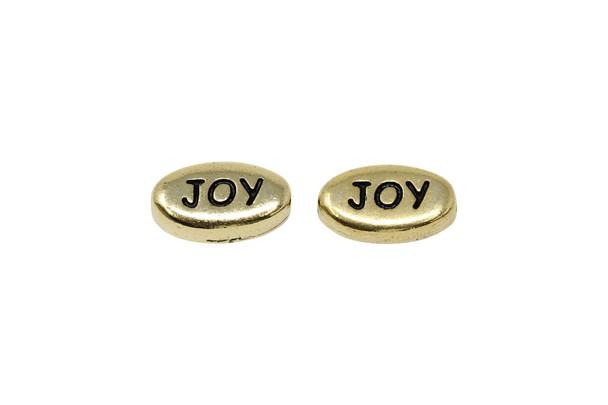 Joy Bead - Gold Plated