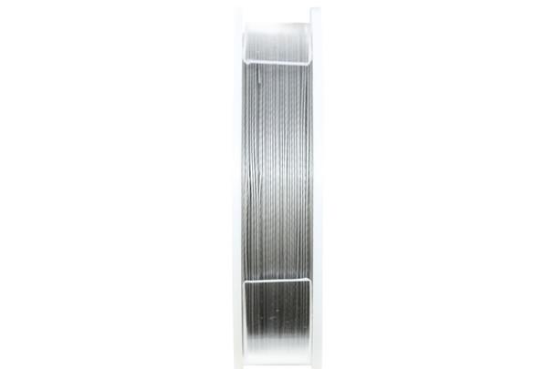 Soft Flex - Fine - Satin Silver - 30ft
