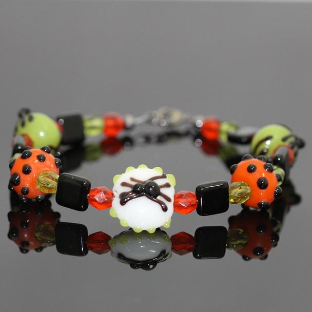 Spooky Spider Bracelet Kit