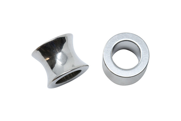 Stainless Steel 10x8mm Column - Large Hole