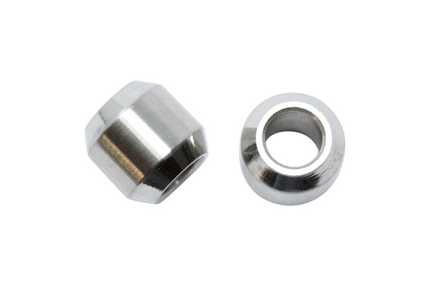 Stainless Steel 8mm Barrel - Large Hole