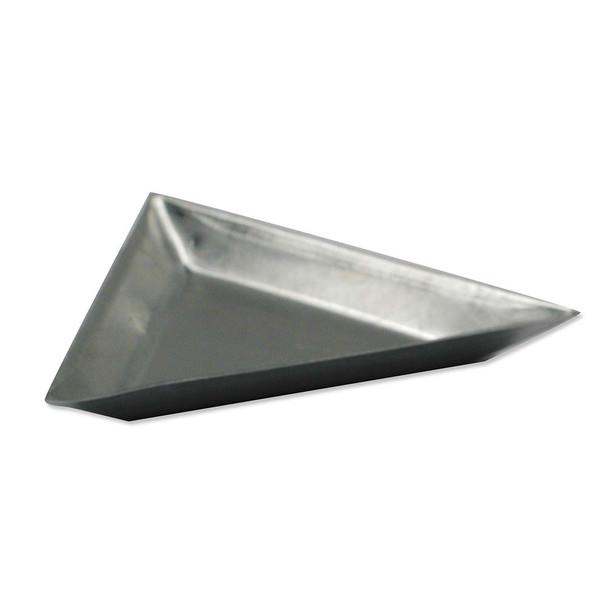 Aluminum Triangle Bead Scoop and Organizer