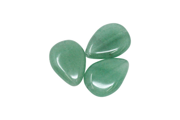 Green Aventurine Polished 13x18mm Pear