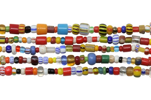 Christmas Seed Beads 1-5mm