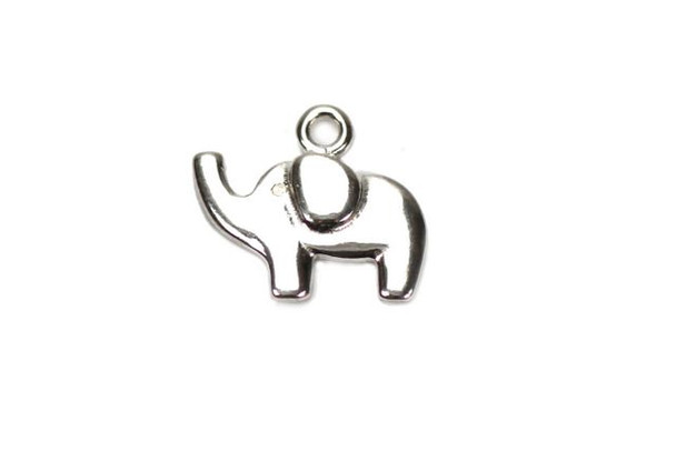 Lucky Elephant - Sterling Silver