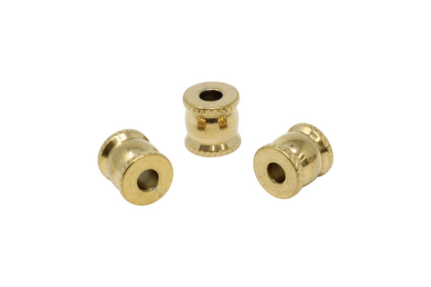 Gold Plated Stainless Steel 10mm Column Bead