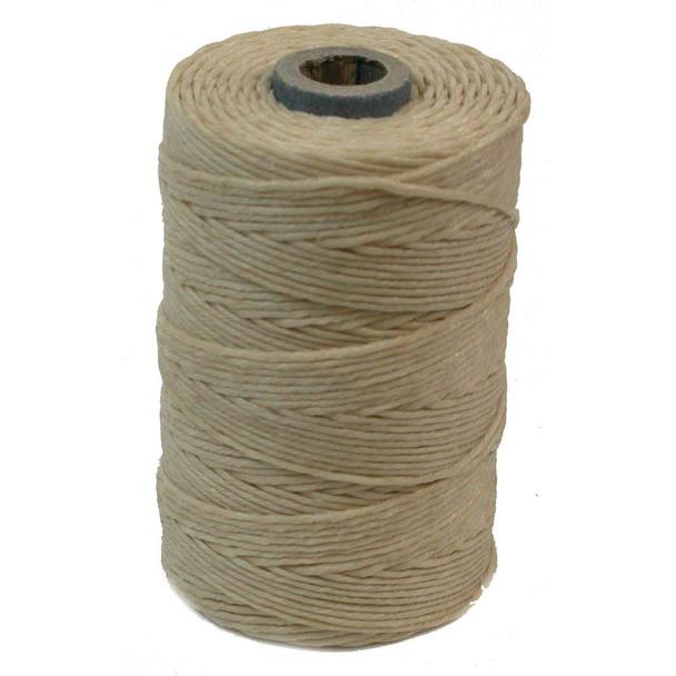 Irish Waxed Linen - Natural