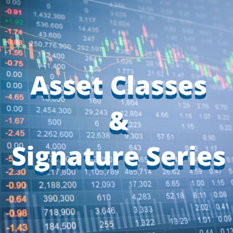 Futures Elevate -  Asset Programs with Signature Series + Crypto Digital Asset Class