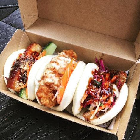 Delicious Food paired with Smart Take Out Packaging