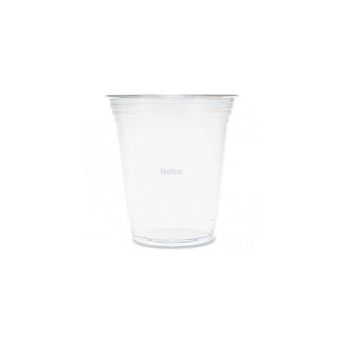 Cold Cup (PET) - 10oz (295ml) Clear 78mm