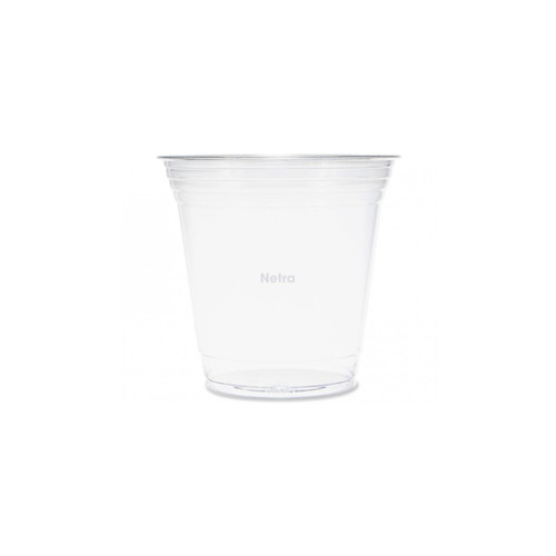 Cold Cup (PET) - 11oz (350ml) Clear 92mm [HTB11]