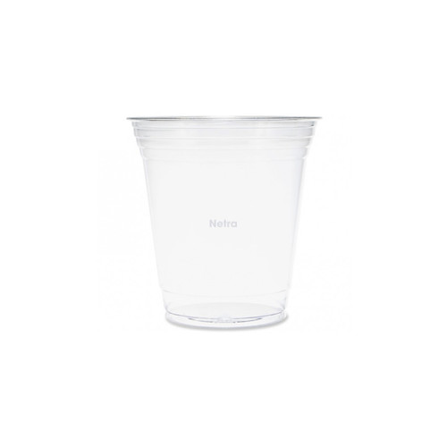 Cold Cup (PET) - 12oz (360ml) 92mm Clear [NP-12]