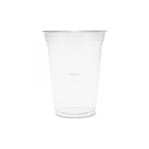 Cold Cup (PET) - 16oz (480ml) Clear 92mm [NP16S]