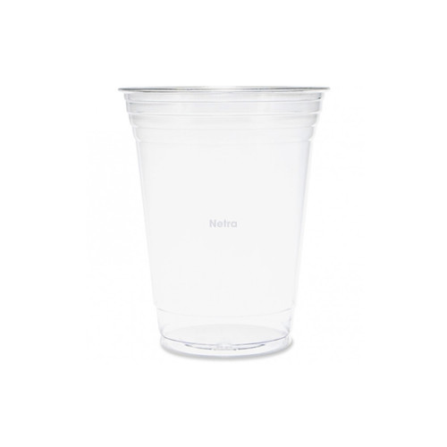 Cold Cup (PET) - 16oz (473ml) Clear 98mm [HTB16 / NP16]