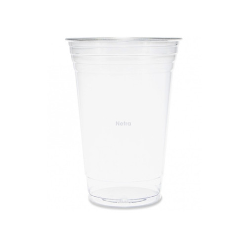 Cold Cup (PET) - 20oz (605ml) 98mm Clear [HTB20 / NP-20]