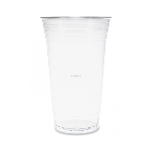 Cold Cup (PET) - 24oz (674ml) 98mm Clear - [HTB24 / NP-24]