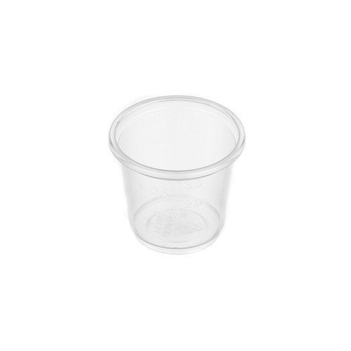 Portion Cup - 35ml Clear VELTA - [V-100]