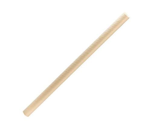 Straw (Paper) Jumbo - BROWN KRAFT [AUSPJ25KRA] - 235mm x 8mm Bore