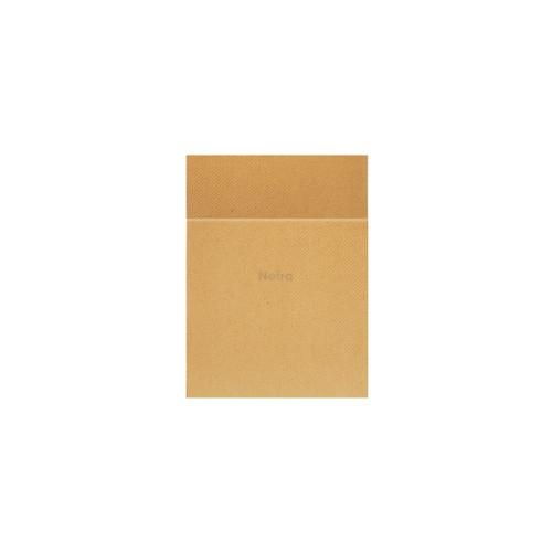 Dispenser Napkin - 1 Ply Natural Brown Compact [N1CDB] - 1/6 Fold