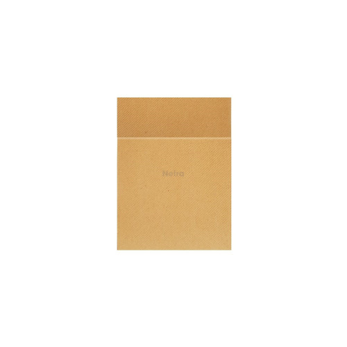 Dispenser Napkin - 2 Ply Natural Brown Recycled - [BND20] - 1/2 Fold
