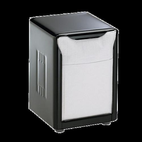 Dispenser - Black Compact 130x95x115mm /Suits Compact Dispenser Napkins
