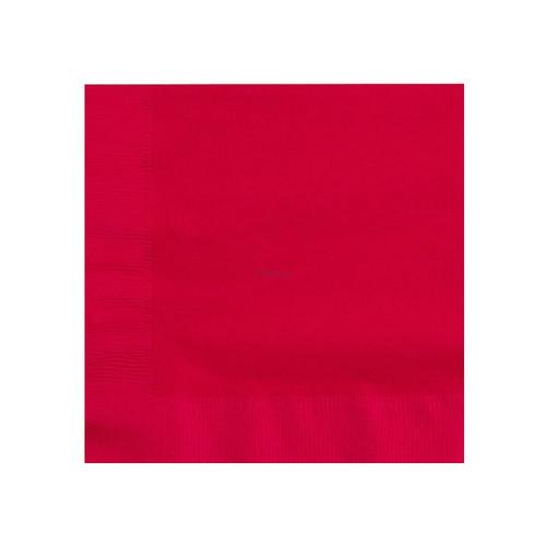 Napkin Dinner 2 Ply - Red