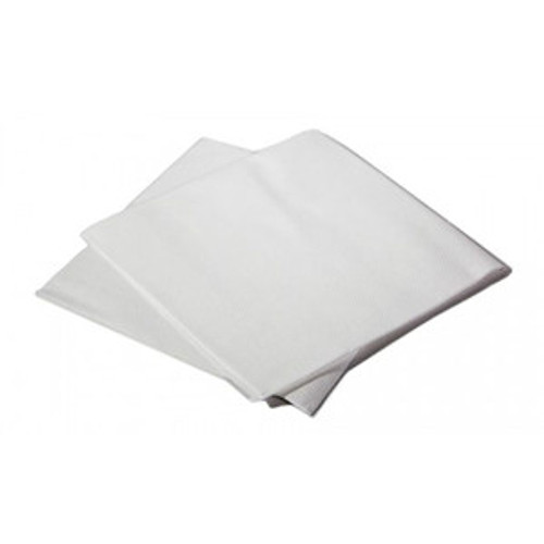 Napkin Lunch QUILTED - White (Platinum)