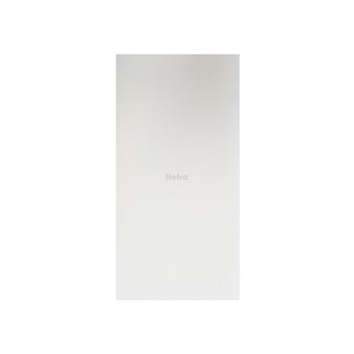 Napkin Dinner QUILTED - White 1/8 fold