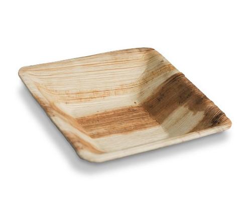 "Palm Leaf - Bowl Square7"" (180ml) - GREENMARK"