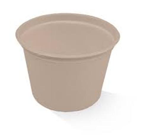 Sauce Cup / Bowl (Bamboo) - 2oz (57ml) 63x31mm