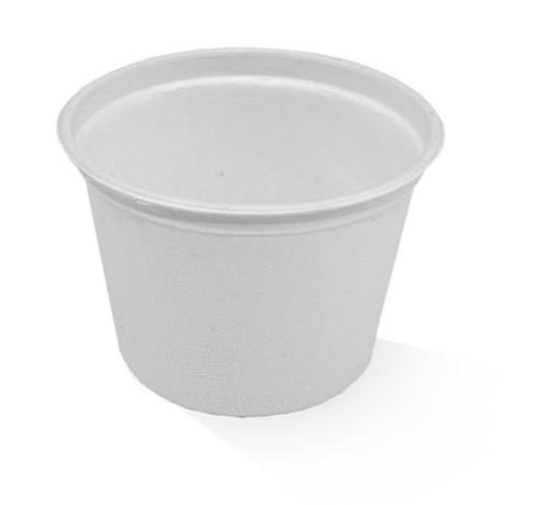 Sugarcane Sauce Cup/Bowl 2oz (57ml) [C002] - 63x31mm