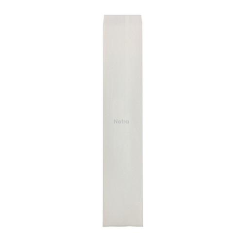 Paper Bread Bag - French Stick Regular - White