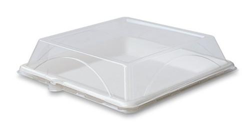 "Plate (Sugarcane) - Square 10"" (262mm) - [FP10B] - Biodegradable"