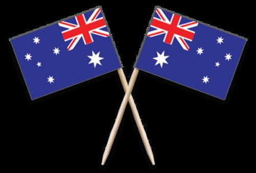 Steak Marker - Australian - FLAG TYPE