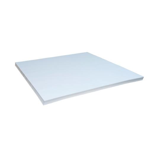 Paper Tablecover - Bond White - 750x750mm - 250/BNDL
