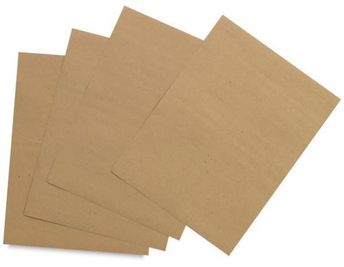 Paper Tablecover - Kraft 800x800mm 70gsm - 250/BNDL