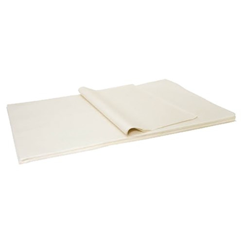 Greaseproof Paper BLEACHED - Full Ream [1 Out] 400 x 660mm