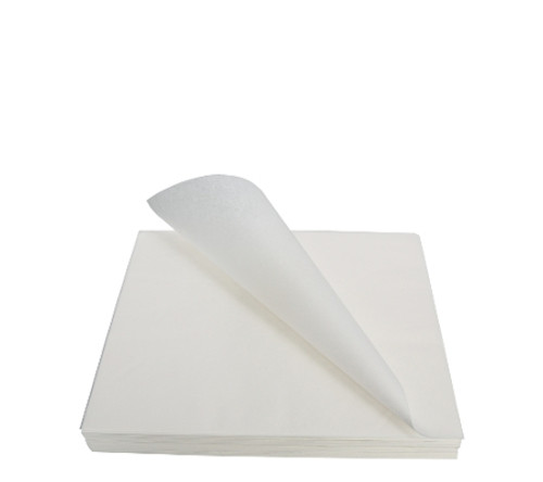 Greaseproof Paper BLEACHED - 1/2 Cut [2 Out] 400 x 330mm