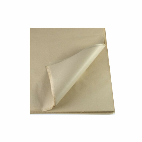 UNBLEACHED Greaseproof Paper - 1/2 Cut [2 Out] 400 x 330mm