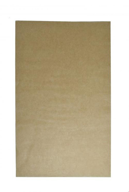 UNBLEACHED Greaseproof Paper - 1/3 Cut [3 Out] 400 x 220mm