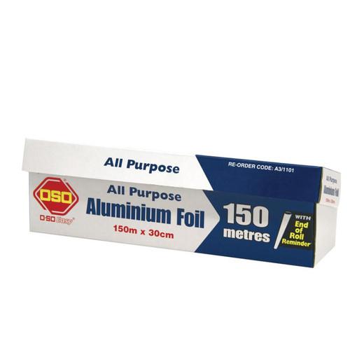 Foil Roll - All Purpose 300mm x 150M - OSO