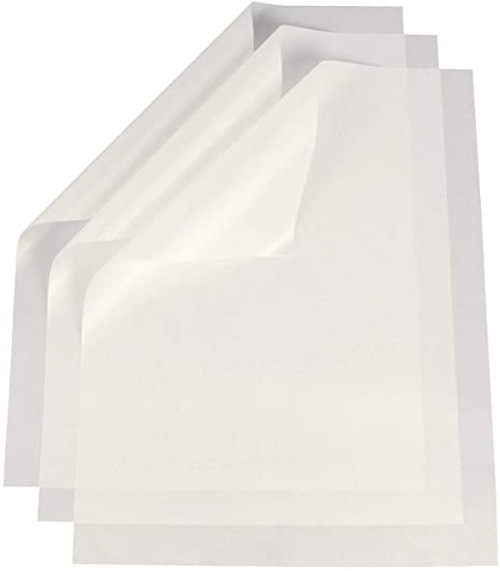 Silicon Baking Paper 405 x 710mm Long 45um Double Sided