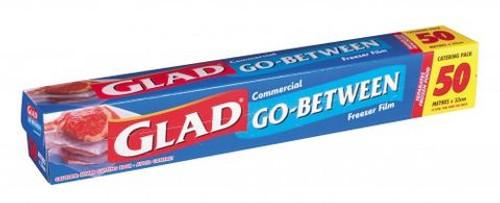 GLAD GO BETWEEN - Commercial 30cm x 50m - [GOBET50/24]