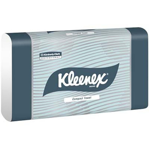 Compact Hand Towel - Kleenex Unbleached [4440] 295 x 190mm Standard