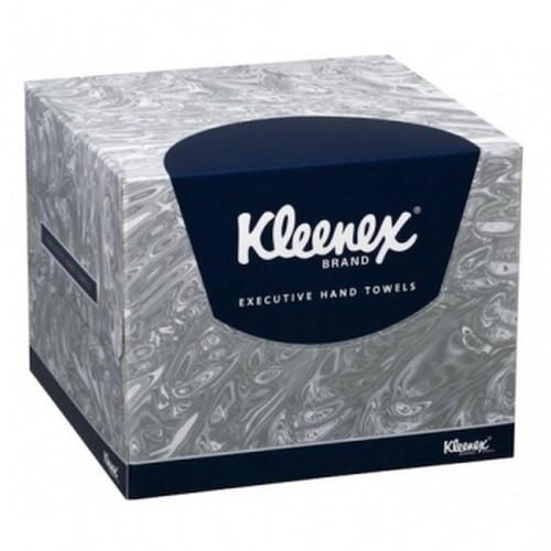 Reinforced Multiply Hand Towel - Kleenex Executive [4480] - 75shts/Box - Sheet Size 325 x 330mm
